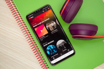 YouTube Music app comes pre-installed on Android 10 and Android 9 devices