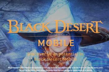 Gorgeous MMORPG Black Desert now up for pre-registration on iOS and Android