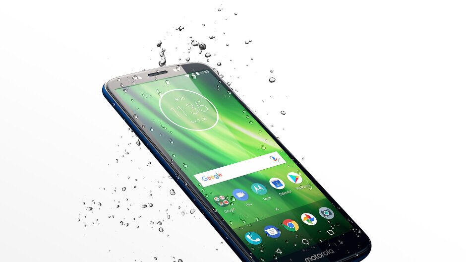 AT&T finally updates the Moto G6 Play to Android 9.0 Pie