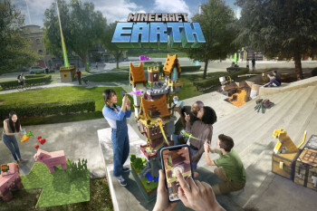 Minecraft Earth early access coming to select countries in early October