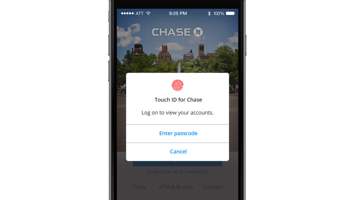 Trouble logging into your bank app with Touch ID on iOS 13? Shake your iPhone...