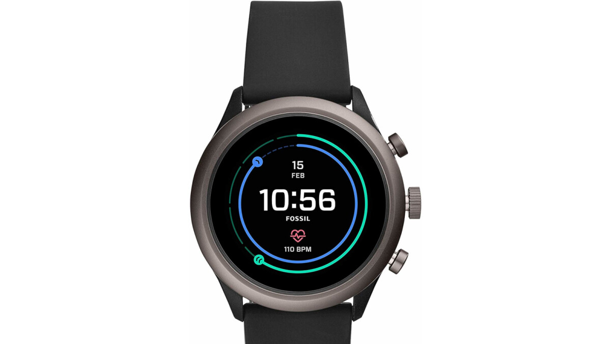 Deal: Save a massive 45% on the Fossil Sport smartwatch at Amazon