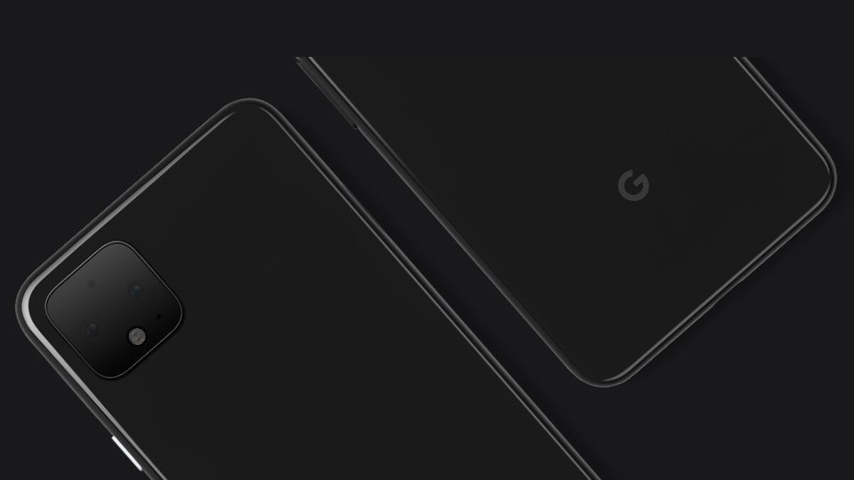 Google Pixel 4 revealed in full as official render leaks out