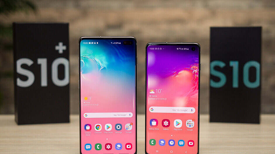 Lease the Samsung Galaxy S10 for free and get $100 when you switch to Sprint
