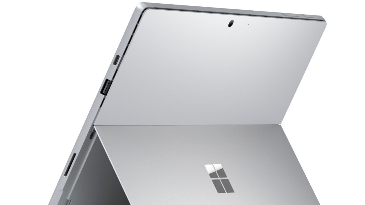 Surface Pro 7 leaks in two different designs, but Microsoft has something bigger in the pipeline