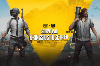 PUBG Mobile developer reveals The Walking Dead crossover