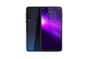 Take a look at the Motorola One Macro and its key specs
