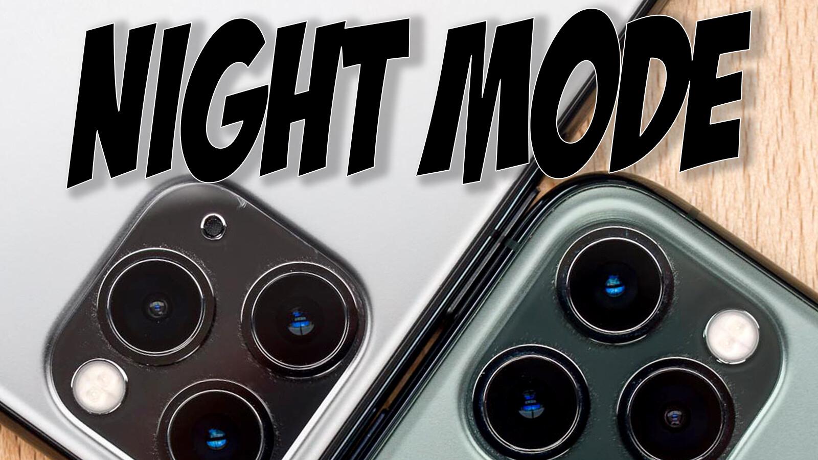 So nehmen Sie Fotos im Nachtmodus auf Ihrem iPhone 11, iPhone 11 Pro und iPhone 11 Pro Max auf