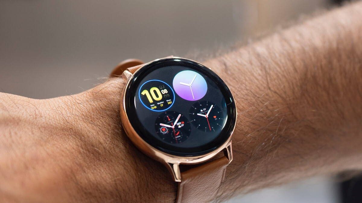 Software update enables key Galaxy Watch Active 2 feature by default