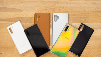 Samsung Galaxy Note 10 official cases review