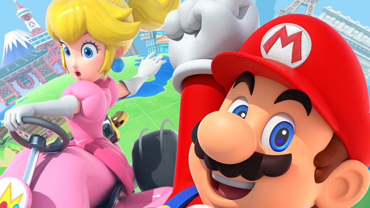 Mario Kart Tour is Nintendo's biggest mobile game launch ever