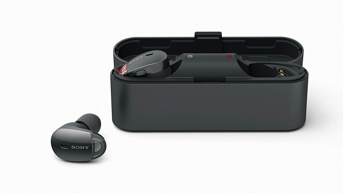 These true wireless Sony earbuds are an absolute bargain at a $130 discount on Amazon