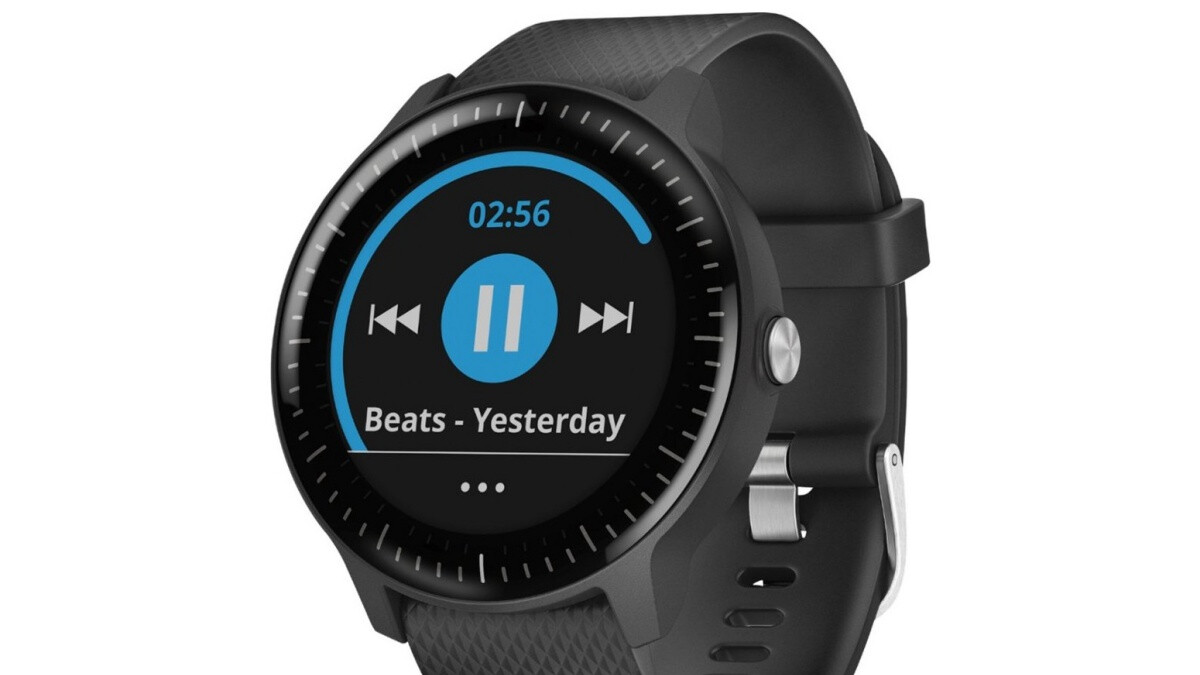 Best Buy has the feature-packed Garmin Vivoactive 3 Music smartwatch on sale for only $170