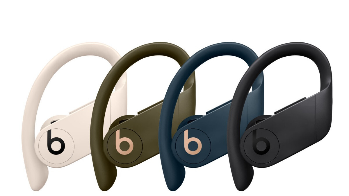 Apple's Beats Powerbeats Pro are on sale at a rare $50 discount in all colors