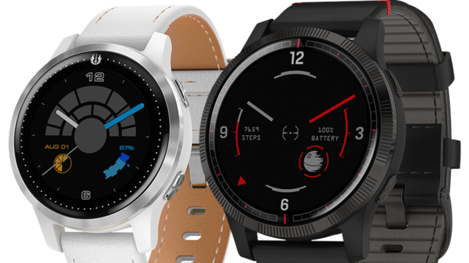 Garmin launches a collection of Star Wars-themed smartwatches