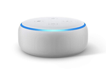 Amazon's third-gen Echo Dot smart speaker goes half off for a limited time