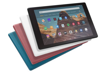 Amazon Fire HD 10 gets a refresh with USB-C, faster processor, longer battery life, and new Kids Edition