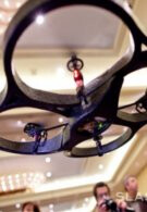 Parrot's AR.Drone is officially coming to the US this September for $299