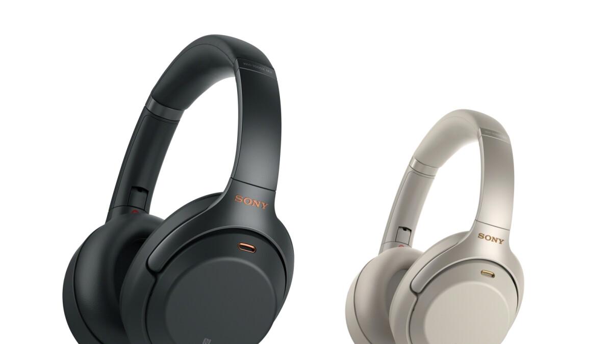 Deal Sony S Wh 1000xm3 Premium Headphones Drop To Just 230 120 Off Phonearena