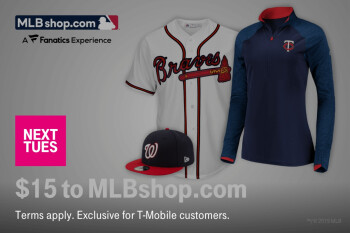 T-Mobile has a few nice surprises up its sleeve for fans of baseball, treats, and trick-or-treat