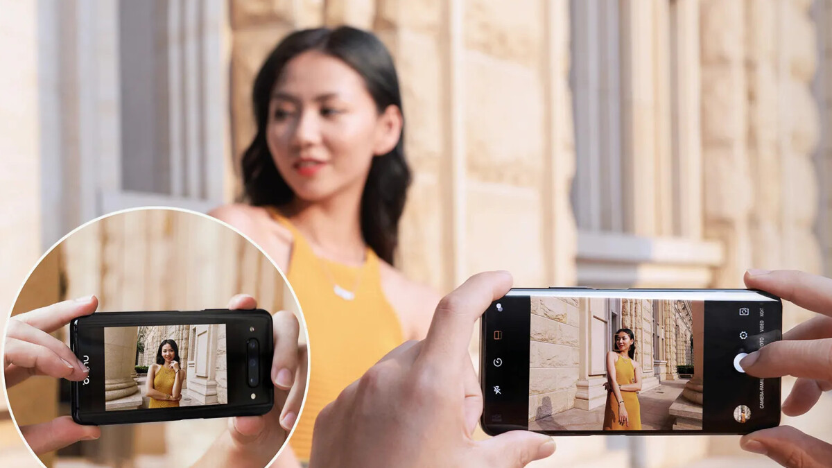 Dual-screen nubia Z20 released in the US with 8K video, are selfies better than iPhone 11 or Note 10?