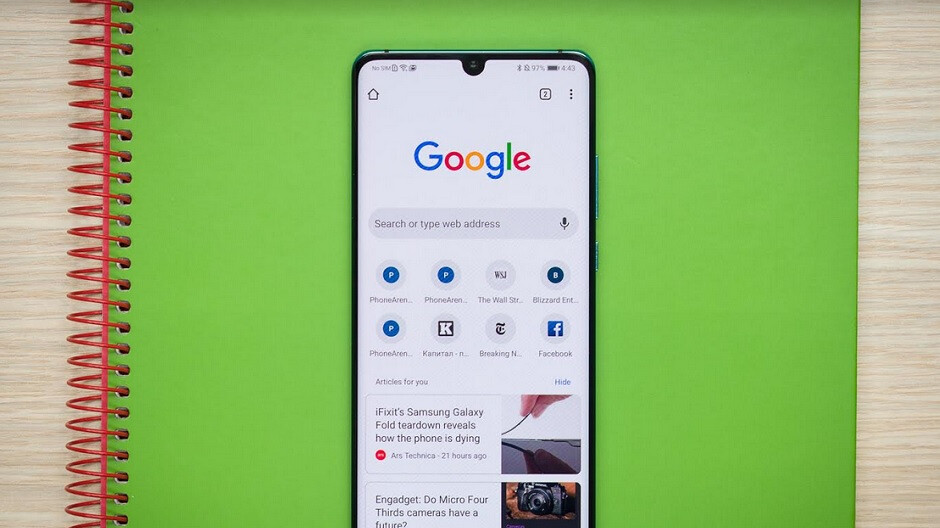 Google tests feature that will send a phone number from your desktop to your phone's dialer
