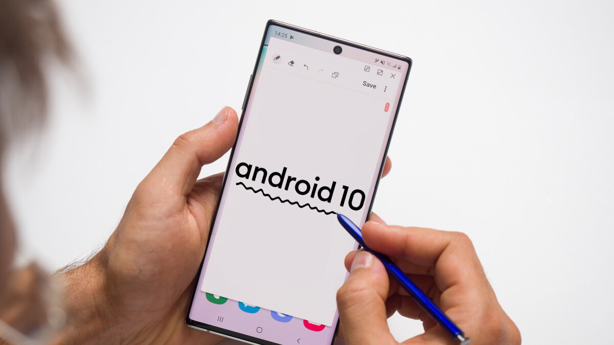 The Galaxy Note 10's Android 10 beta rollout might start quite soon