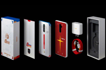 Meet the first flagship phone that can be charged in 30 minutes, 90Hz display and SD855+ in tow