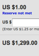 Apple iPhone 4 listed on eBay for just $1299; unit ships June 25th