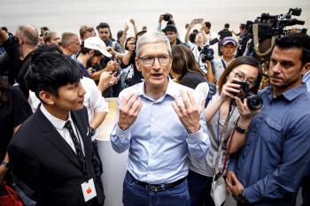 Tim Cook: here's why Apple banned the Hong Kong protesters' maps app... again