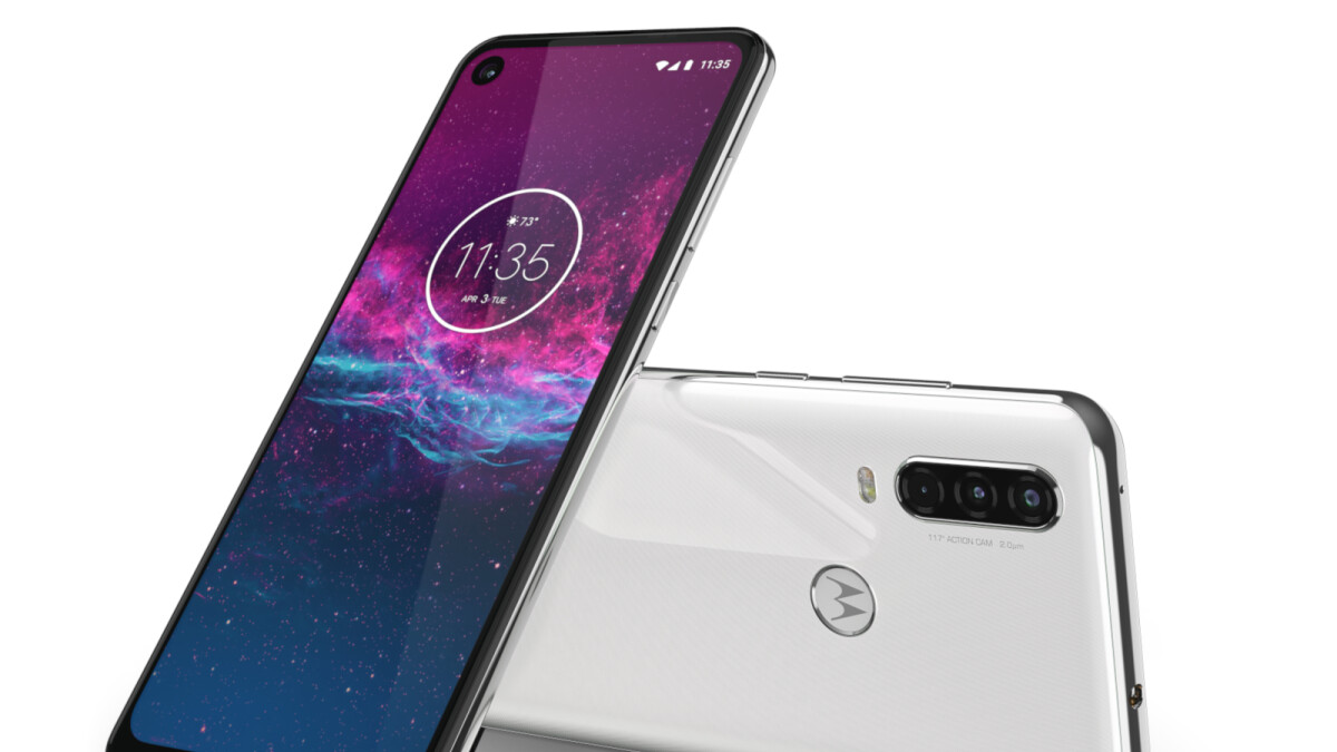 Motorola One Action goes on pre-order in the US