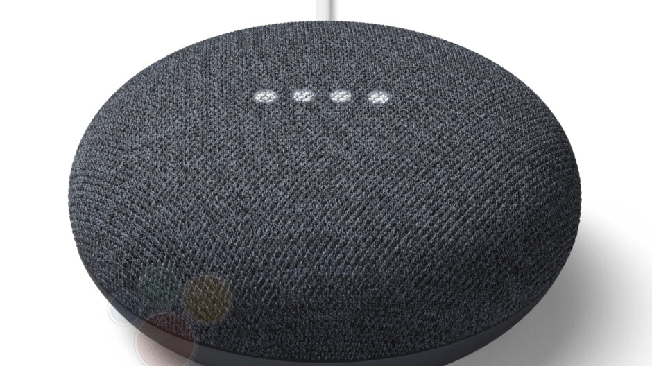 Google's unannounced Nest Mini looks very much like the Home Mini