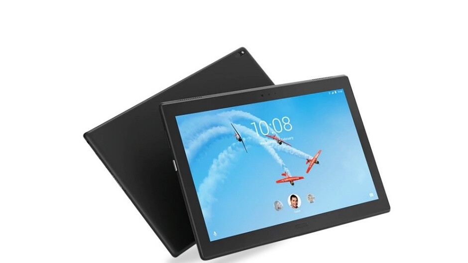Lenovo Tab 4 10 Plus drops to a crazy low price of $100 with Full HD display