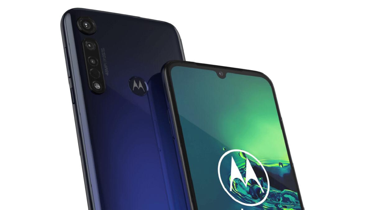 Motorola Moto G8 Plus leaks out, boasts triple rear camera and generous battery