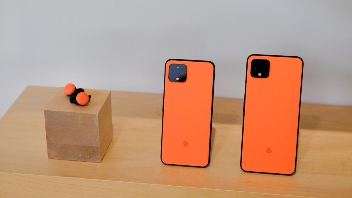 Google Pixel 4 & Pixel 4 XL hands-on