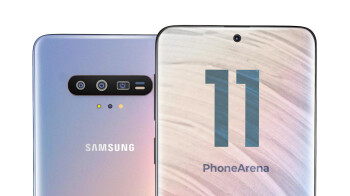 The Galaxy S11 could feature noticeably slimmer bezels than Galaxy S10