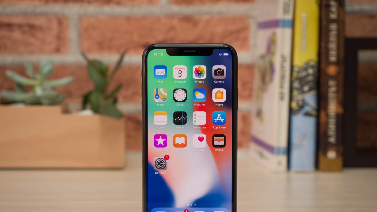 Apple's iPhone X is on sale at a very reasonable price in a 256GB refurbished variant