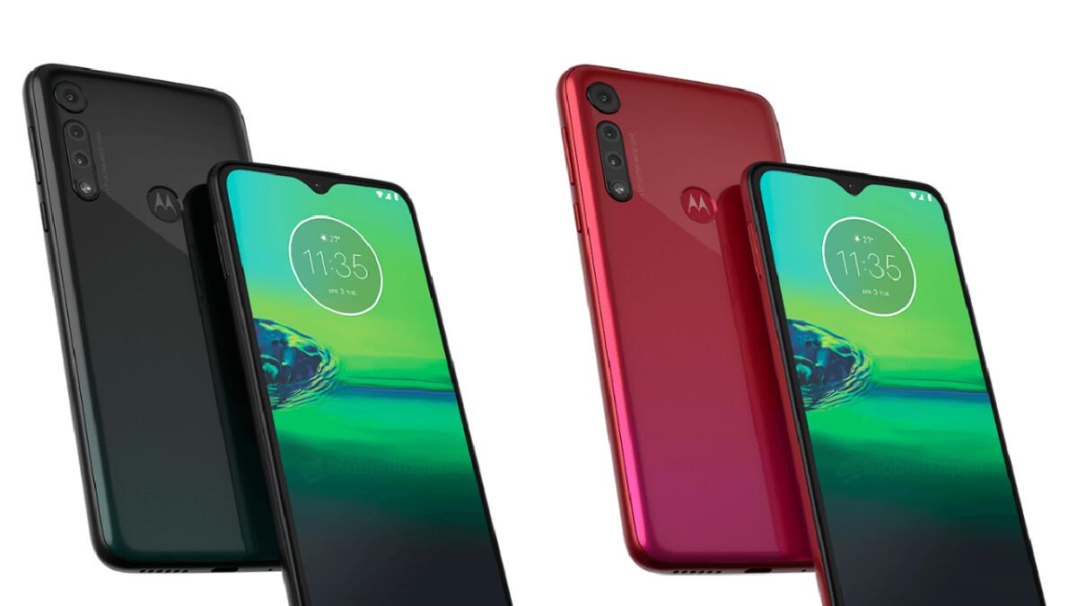 The Motorola Moto G8 Play looks a lot like the Moto G8 Plus