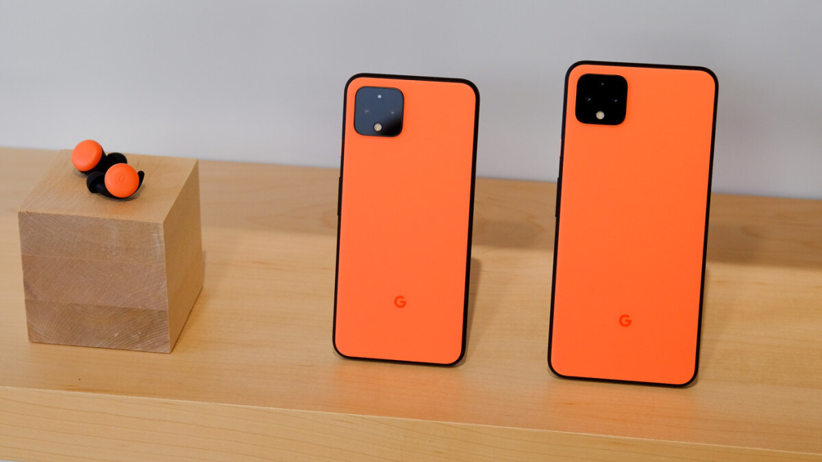Just how orange is an Oh So Orange Pixel 4
