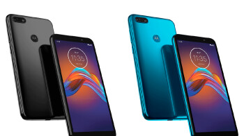 This is the budget Moto E6 Play