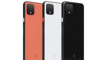 The unlocked Google Pixel 4 XL in
