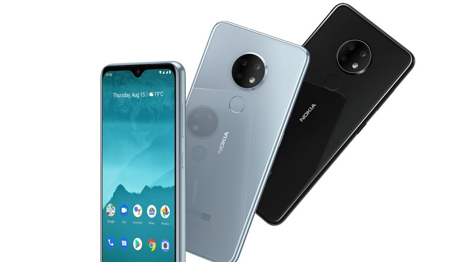 Nokia 6.2 goes up for pre-order in the US with reasonable price and respectable specs