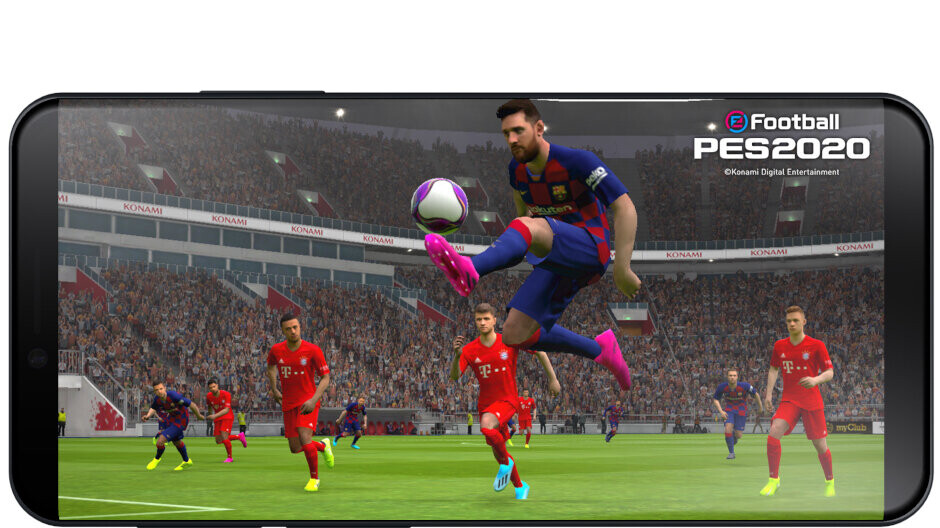 eFootball PES 2020 for mobile launching on October 24, early access goes live today