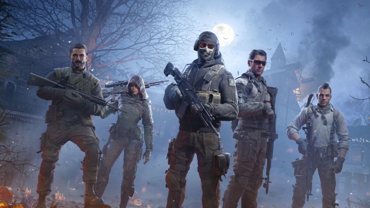 Call of Duty: Mobile gets its first seasonal event just in time for Halloween