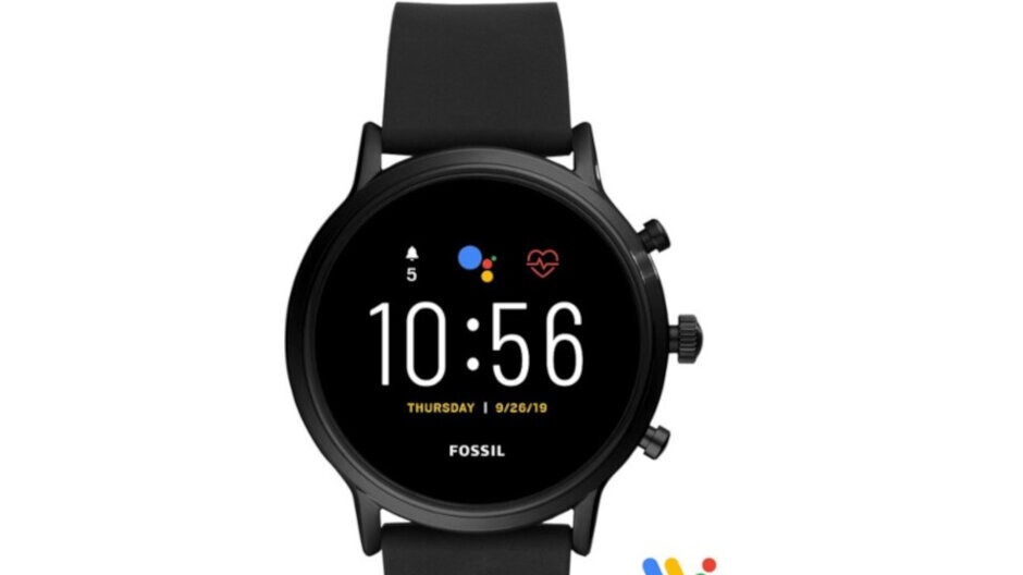 Fossil Gen 5 smartwatches can now make calls when paired to iPhones