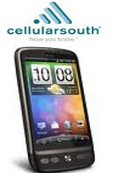 Cellular South announces that they will be offering the HTC Desire