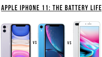 Apple iPhone 11 vs XR vs 8 Plus battery life test, should you upgrade?