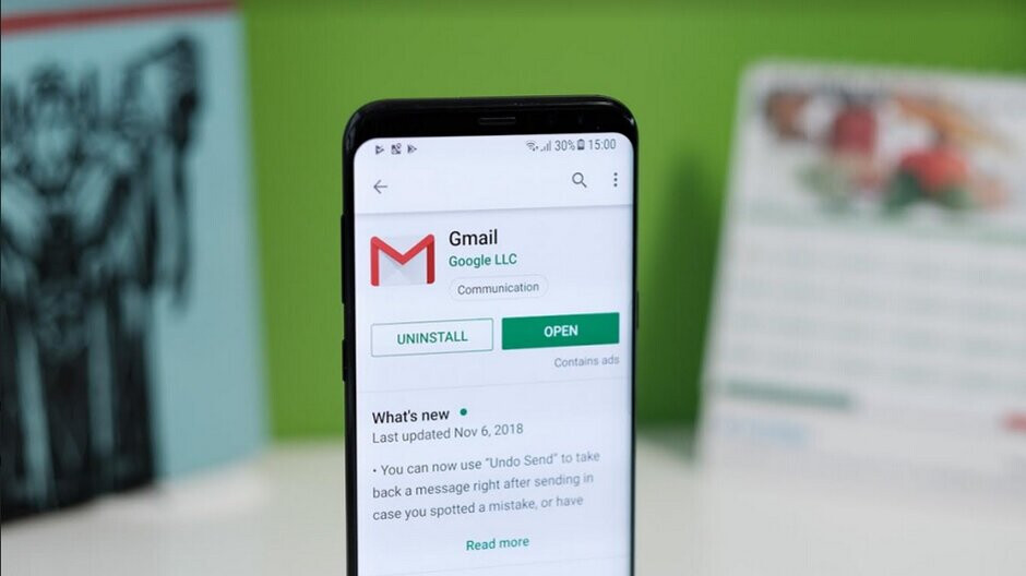 Dark mode for Gmail finally arrives on Android 10
