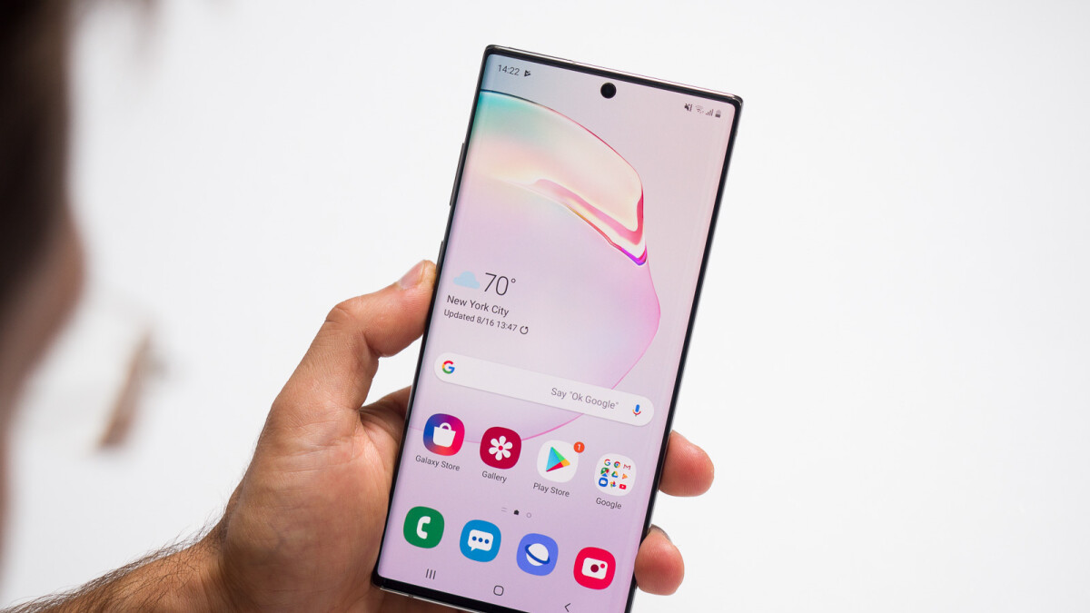 Samsung confirms Galaxy Note 10 Android 10 beta arrives soon
