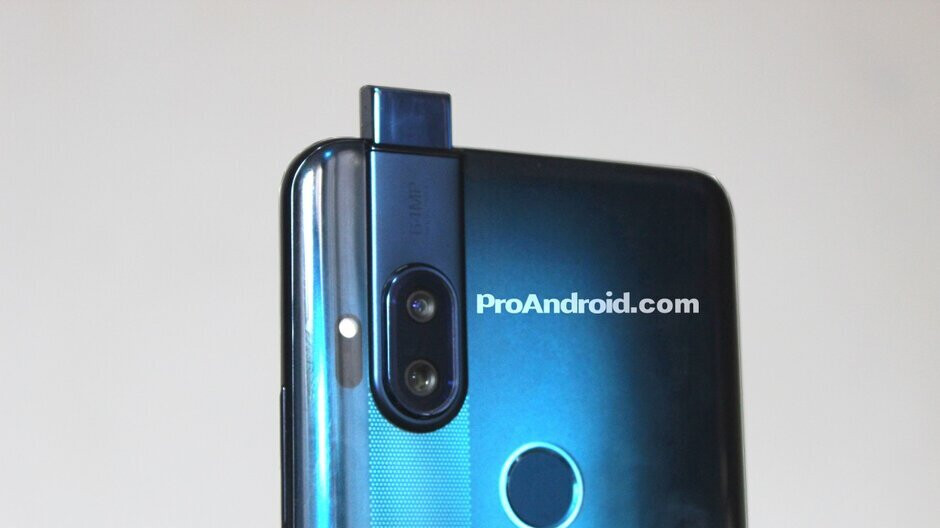Motorola's mysterious pop-up camera phone might be the One Hyper